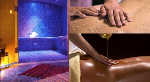 Hammam + Gommage + Massage au choix