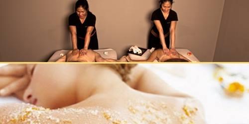 Gommage + Massage au choix