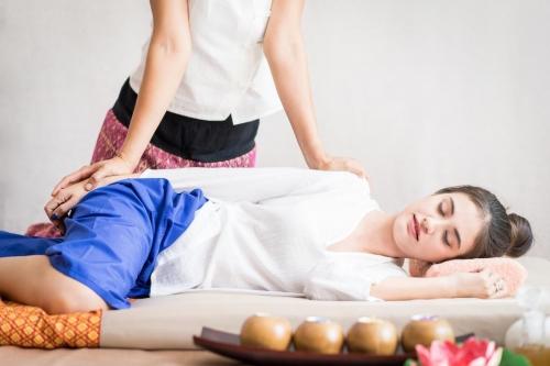 Massage Thaïlandais Traditionnel